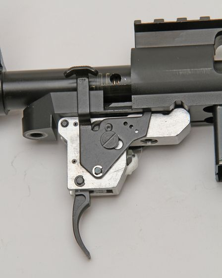The Howa`s trigger is adjustable but leave it factory set, a single stage pull at 3.25 lbs is more t