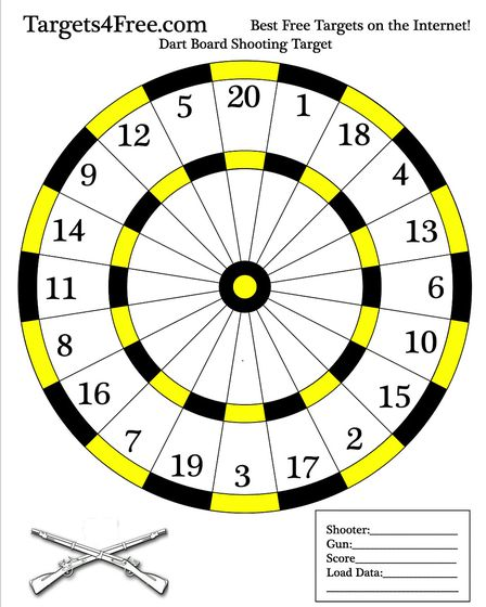 Anyone for darts? This is a great game for two