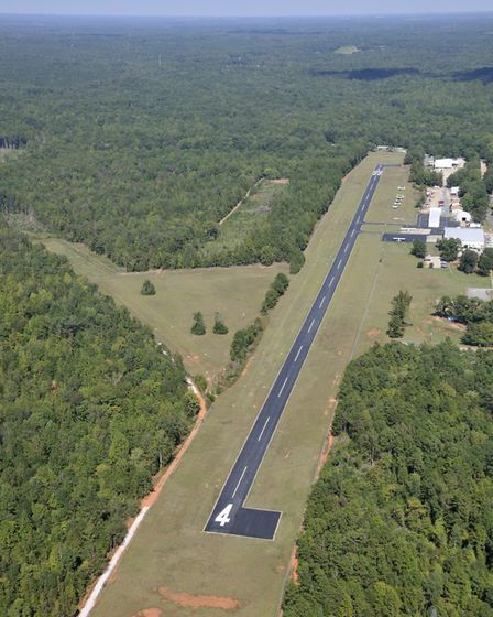 Townsend Field is set up as a specialist mission pilot training centre with tarmac, grass and 'unpre