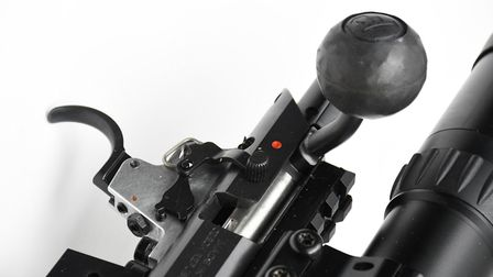 CZ are not shy of allowing trigger adjustment options others shy away from