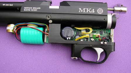 This shows the electronic guts from their discontinued MK4 model