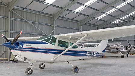 Fabulous 1980 Cessna TR182 with fresh GNS430W installed up for sale in North Yorks