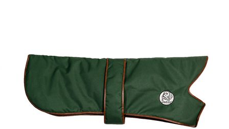 Tough and waterproof on the outside, with soft, cosy fleece on the inside; these dog coatsare ideal