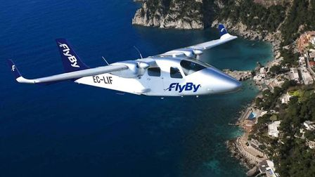 Over the last twelve months Flyby has purchased seven new training aircraft, including a Tecnam P200