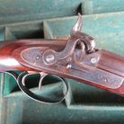 A Purdey two-groove rifle