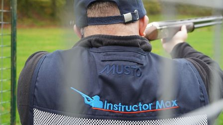 Instructor Max is Bristol-based and runs Safe and Sound Shooting with his dad