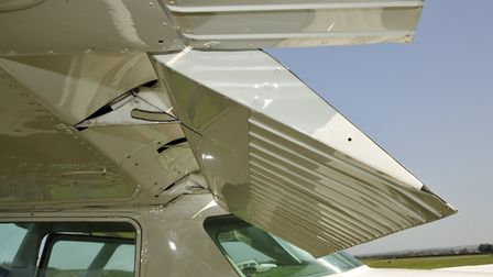 Fowler flaps - which extend from the wing to increase effective area and open a slot - are one of th