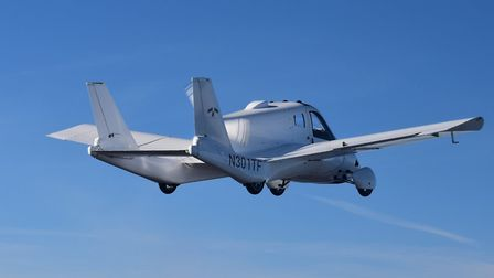 While the Transition 'roadable aircraft' can now be flown as a Light Sport Aircraft, it cannot prese