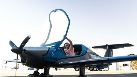 3m investment will help see the new aircraft into production Credit: Elixir Aircraft