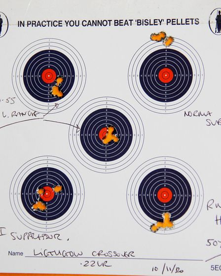 You name it, this 22lr Lithgow was extremely accurate at 50 yards and beyond with a variety of rimfi