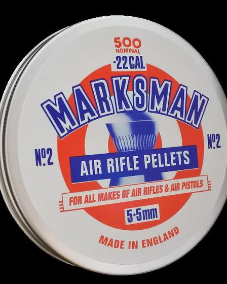 Instantly recognisable by their distinctive packaging, Marksman Pellets are often credited for their