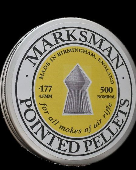 Marksman is the only mass-produced pellet maker in the UK