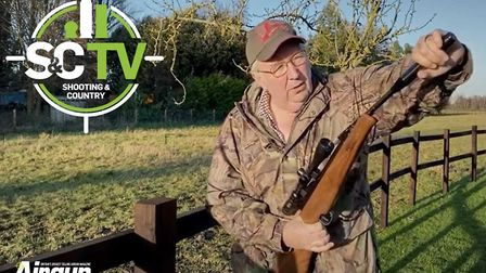 Three short airgun shooting tips videos covering how to load a break barrel air rifle, how to shoot