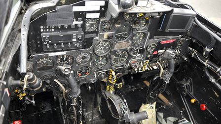 Rather an intimidating and confusing mass of controls and instruments for what is said to be a relat