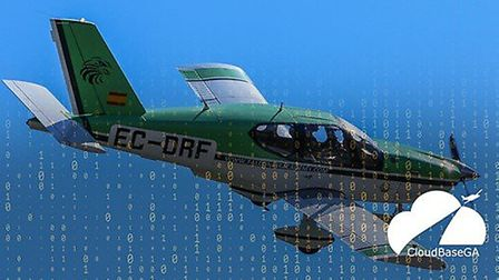 Cloudbase automatically updates Aircraft and Tech Logs at the end of each flight