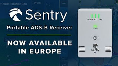 Enhance your inflight experience with one device and many safety features, with ForeFlight Sentry