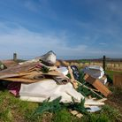 The most common place for fly-tipping to occur was on highways (pavements and roads), which accounte
