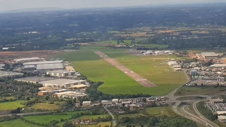 By 2025 Coventry airport may become a facility for electric car batteries Credit: