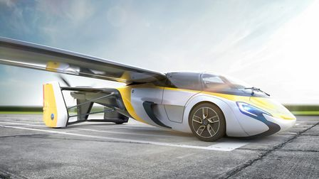 In flying tests the Aeromobil was able to take off within 1300ft and achieved a rate of climb of mor