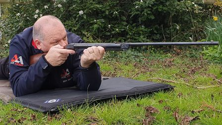 Dont dismiss vintage rifles, they are cheap and great fun