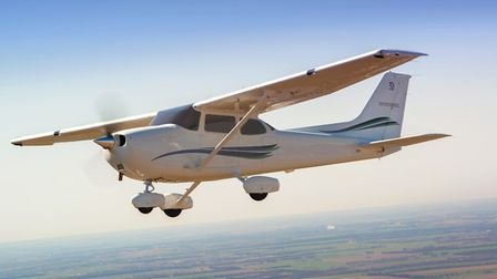The Skyhawk, made by Textron-owned Cessna, is still the world's best-selling single-engine piston a