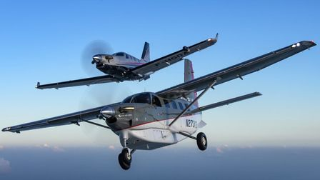 Daher delivered fifty-three turboprop aircraft last year. Credit: Daher
