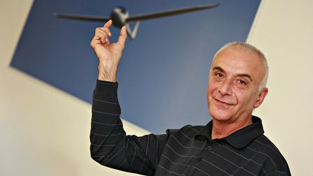 Ivo Boscarol developed a successful company, Pipistrel, in a country where, until the late 80s, it w