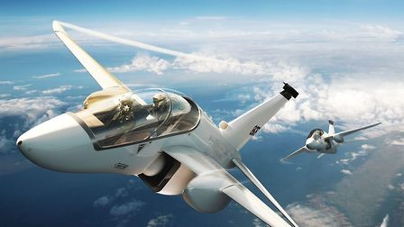 AERALIS is building a military trainer that would fill the gap left by the Hawk