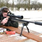 """Calling this rifle, the """"LR"""", was appropriate in terms of layout, handling and long-range performanc"""