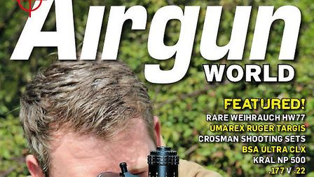 When is the June issue of Airgun World on sale and what's inside?