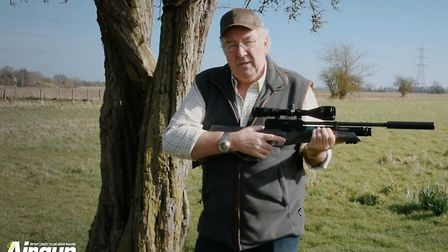 Terry Doe demonstrates how to follow through your shot - an essential element of consistent, accurat