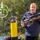 Gary Chillingworth talks airgun tanks, pumps, and demonstrates the correct way to safely fill a PCP