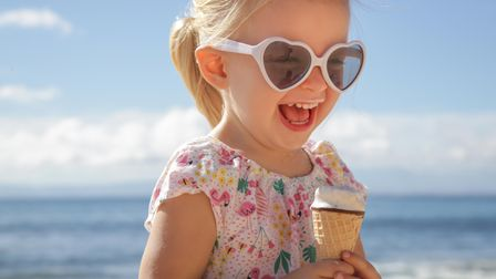 Children's sunglasses and eye exams at The Eye Place in Bakewell