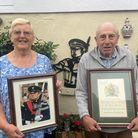Fallen solider named house hero at old Hornchurch school