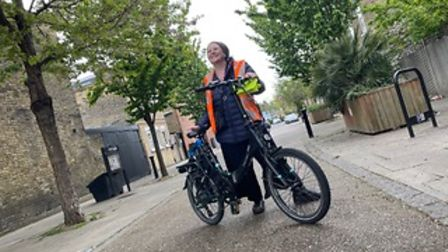 Josie Warshaw has launched a petition in favour of low traffic neighbourhoods