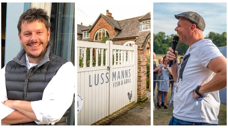 Lussmanns will be one of the restaurants at this year's Pub in the Park festival in St Albans.