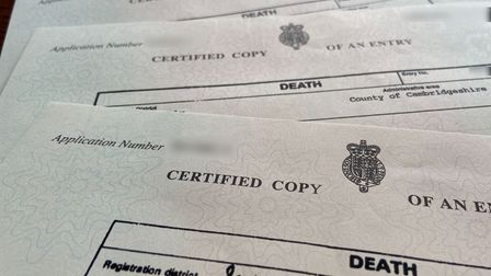Genealogists use public records to find long-lost relatives