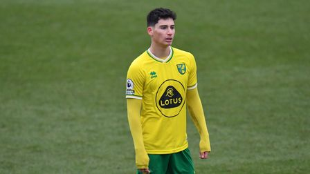 Norwich City striker Sebastian Soto could feature in the Olympic Games later this year.