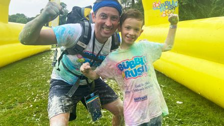 Bubble Rush events have started to return around the region.