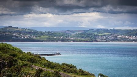 The view from Berry Head, Brixham