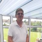 Wanstead Central Bowls club member Kevin Fitzgerald