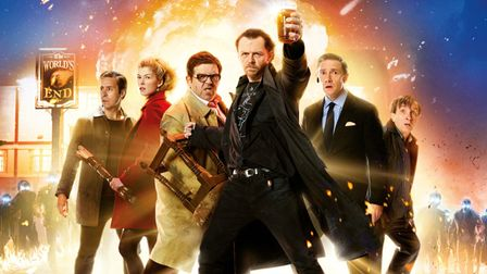 The World's End.