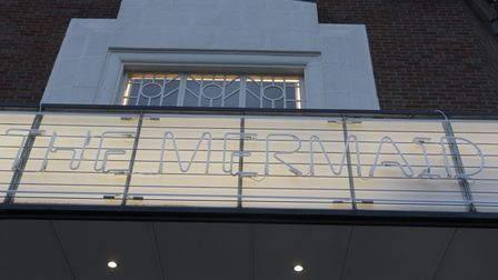Broadway Cinema converted to The Mermaid for filming of The World's End.