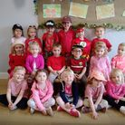 Monkey Puzzle Day Nursery Astwick is raising money to fund a defibrillator for the setting through a series of events