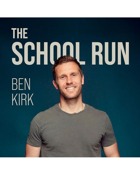 Ben Kirk launched The School Run podcast in May.