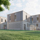 An impression of thenew Health and Wellbeing Centre in Dartmouth