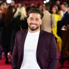Kem Cetinay arriving for the ITV Palooza held at the Royal Festival Hall, Southbank Centre, London.