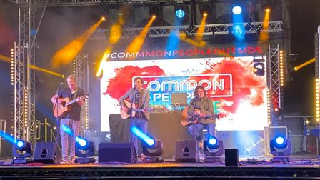 The event has been organised by Common People Norwich, which runs Britpop music nights in the city.