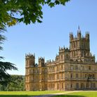 Highclere Castle is known to most as Downton Abbey