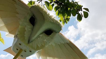 Animal puppets feature in Nature Elly at the Little Angel Theatre